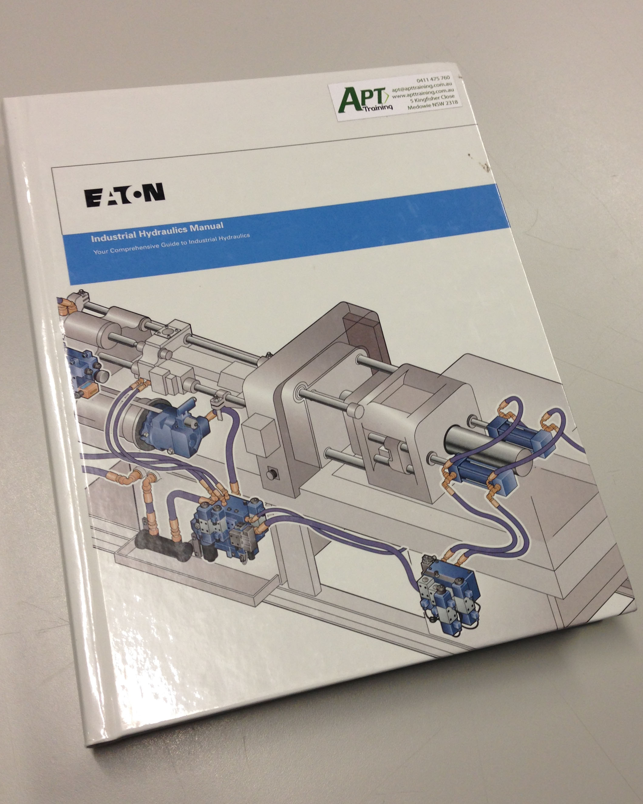 Industrial hydraulics manual: eaton (vickers): 9780978802202.